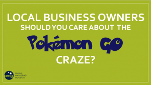 Pokémon Go for Business Free Webinar